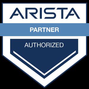 Authorized Arista Partner logo