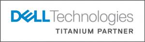 Dell Technologies Titanium Partner logo