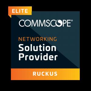 Commonscope Networking Solution provider logo