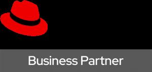 Red Hat Business Partner logo